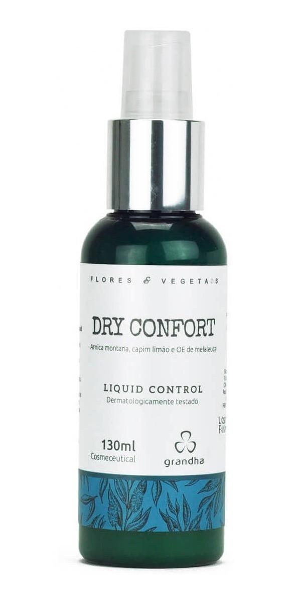 Grandha Dry Confort Liquid Control - 130ml