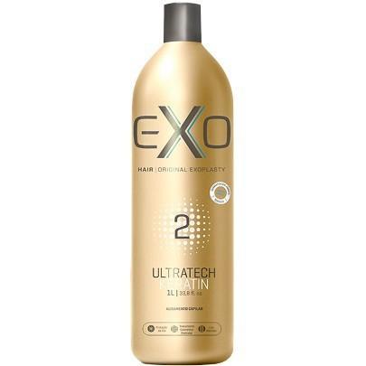 Exo Hair Exoplastia Ultratech Keratin 1L - CS