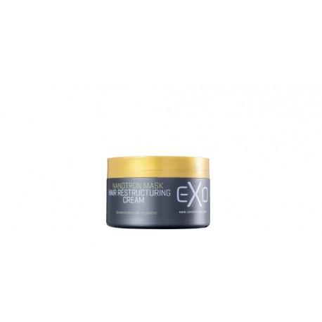 Exo Hair Home Use Nanotron Hair Restructuring - Máscara Capilar 250g - CS