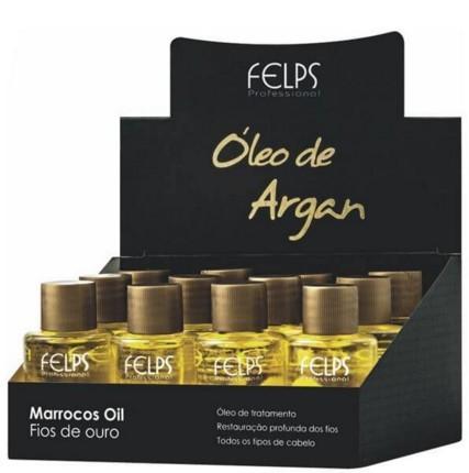 Felps Profissional Marrocos Oil - Óleo de Argan 12x7ml