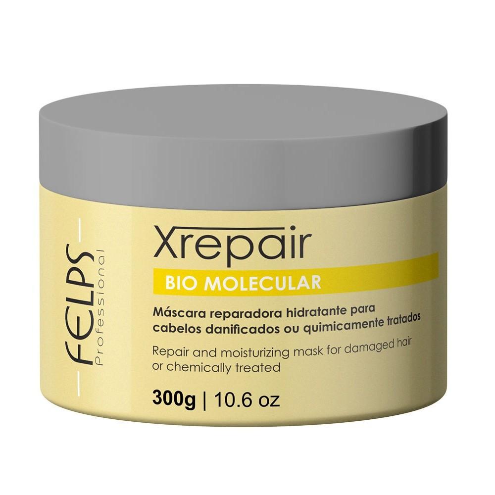 Felps Profissional Máscara Xrepair Bio Molecular 300g
