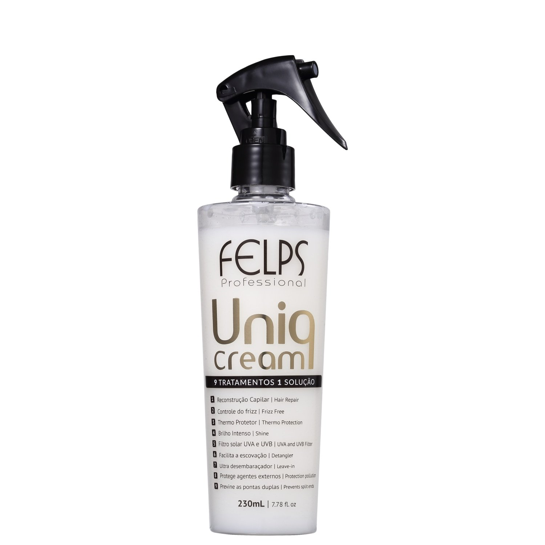 Felps Profissional Xmix Uniq Cream Hair Treatment 9 In 1 230ml