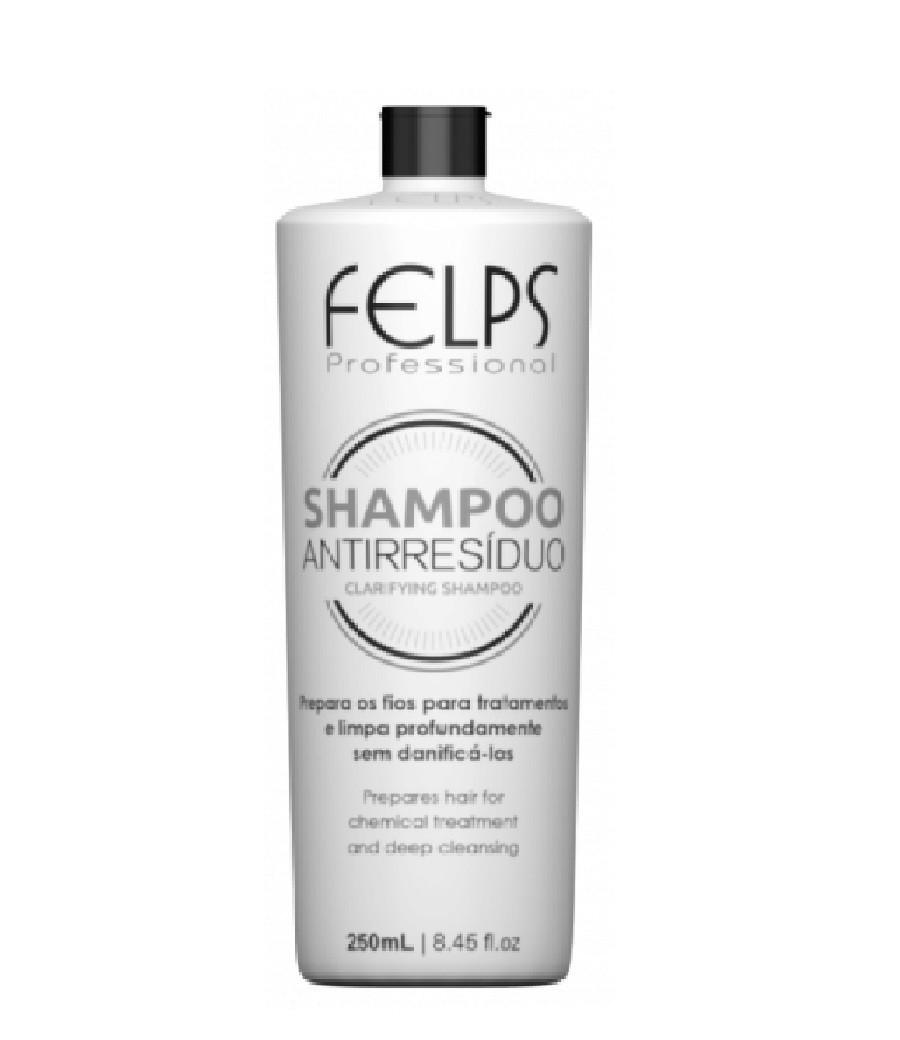 Felps Shampoo Antirresíduo 250ml