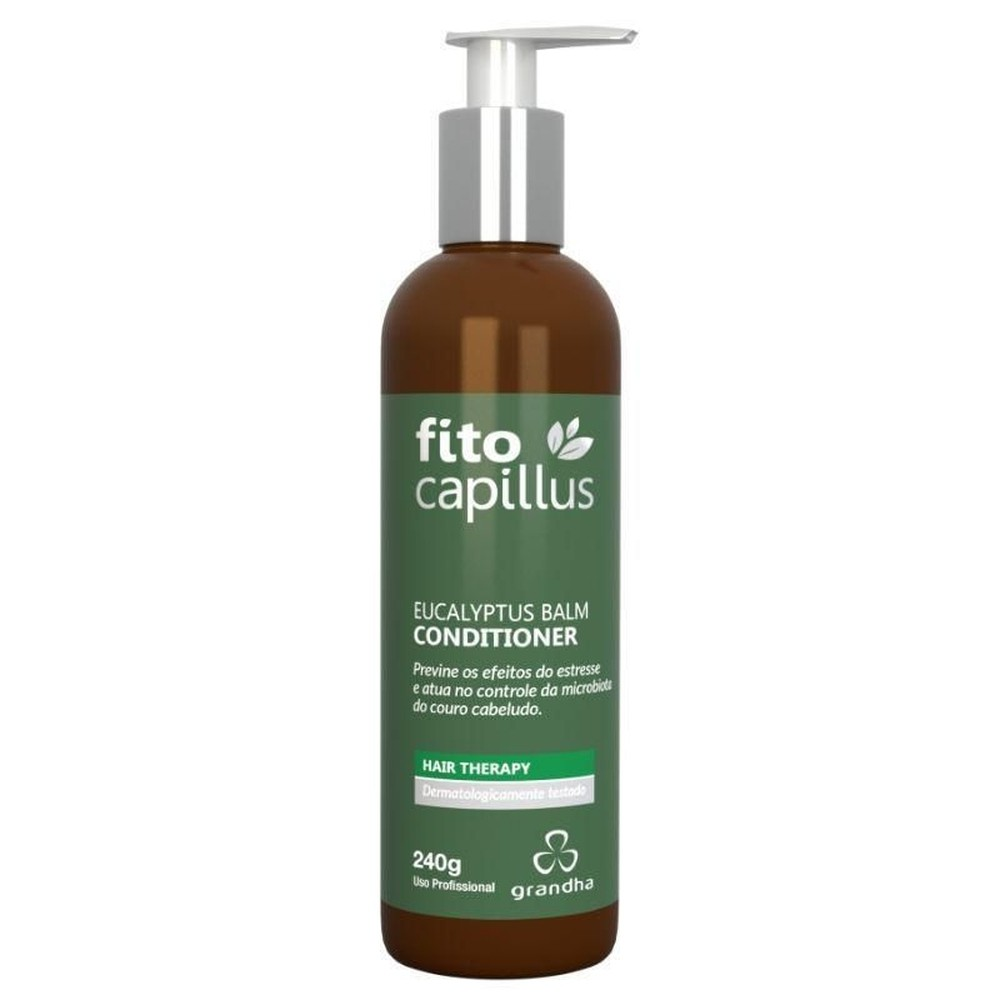 Grandha Fito Capillus - Fine Herbal Shampoo - 250ml