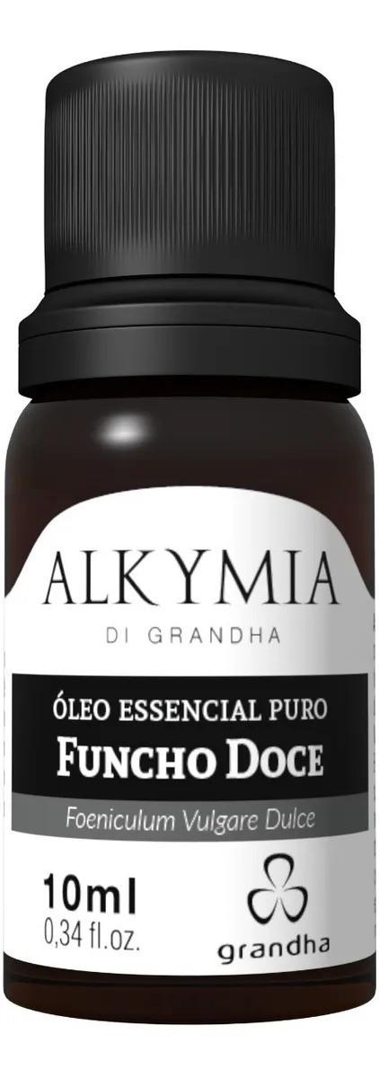 Grandha Alkymia Óleo Essencial Puro De Funcho Doce 10ml