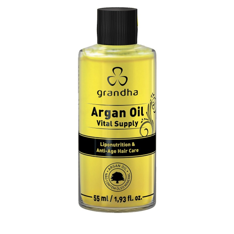 Grandha Argan Oil Vital Supply 55ml