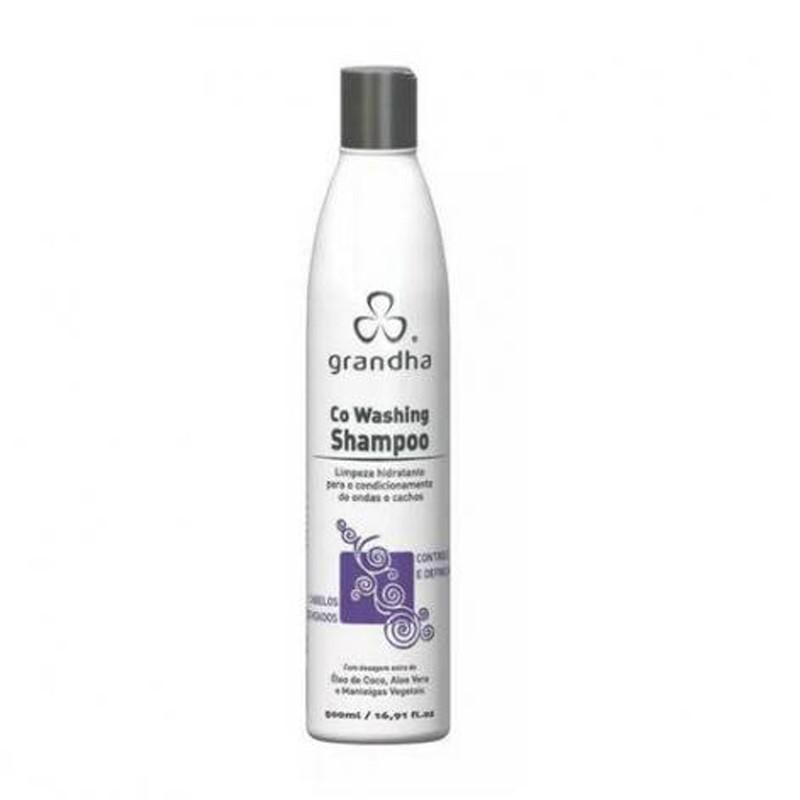 Grandha Curl & Wave Co Whashing Shampoo 500ml