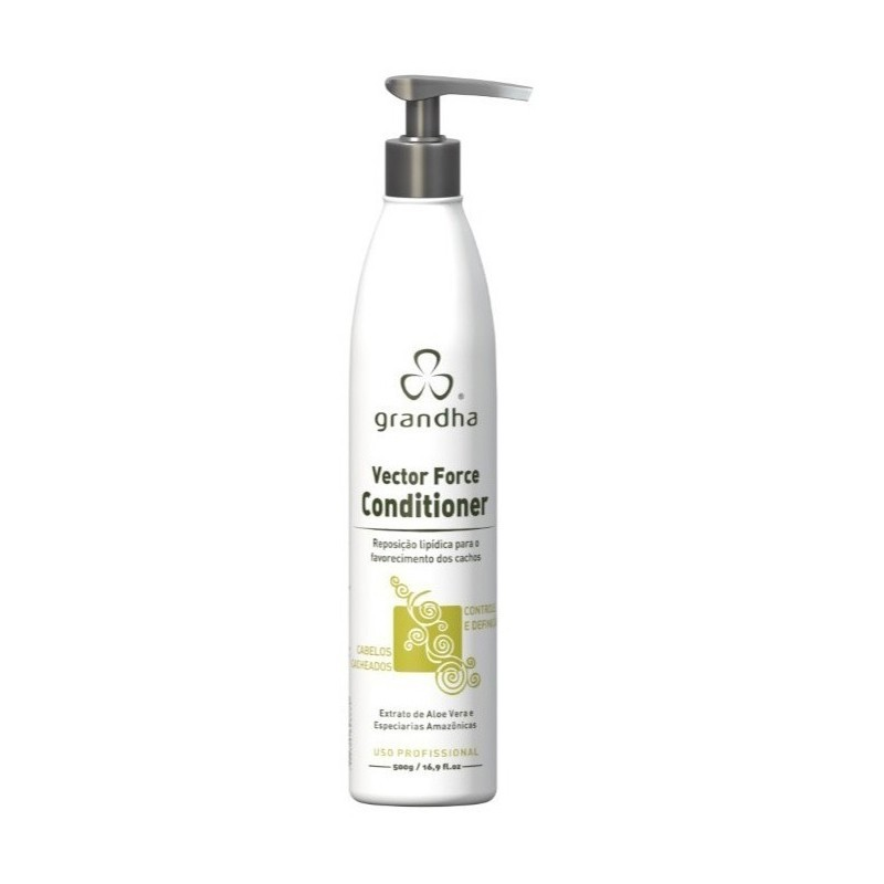 Grandha Curl & Wave Vector Force Conditioner 500ml