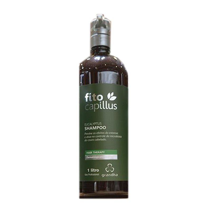 Grandha Fito Capillus Eucalyptus Shampoo 1L