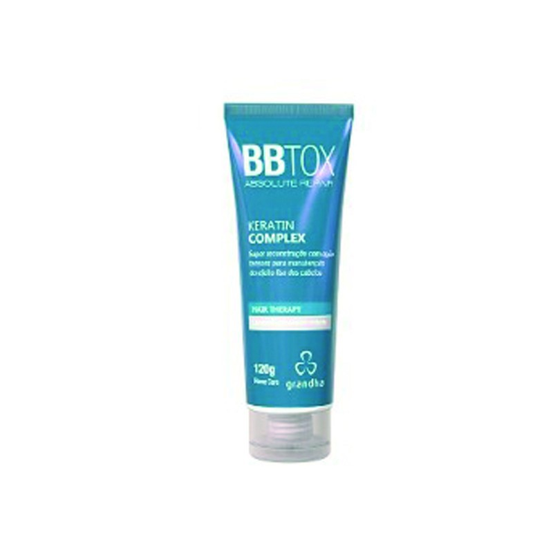 Grandha Hair Therapy BBTOX - Keratin Complex 120g