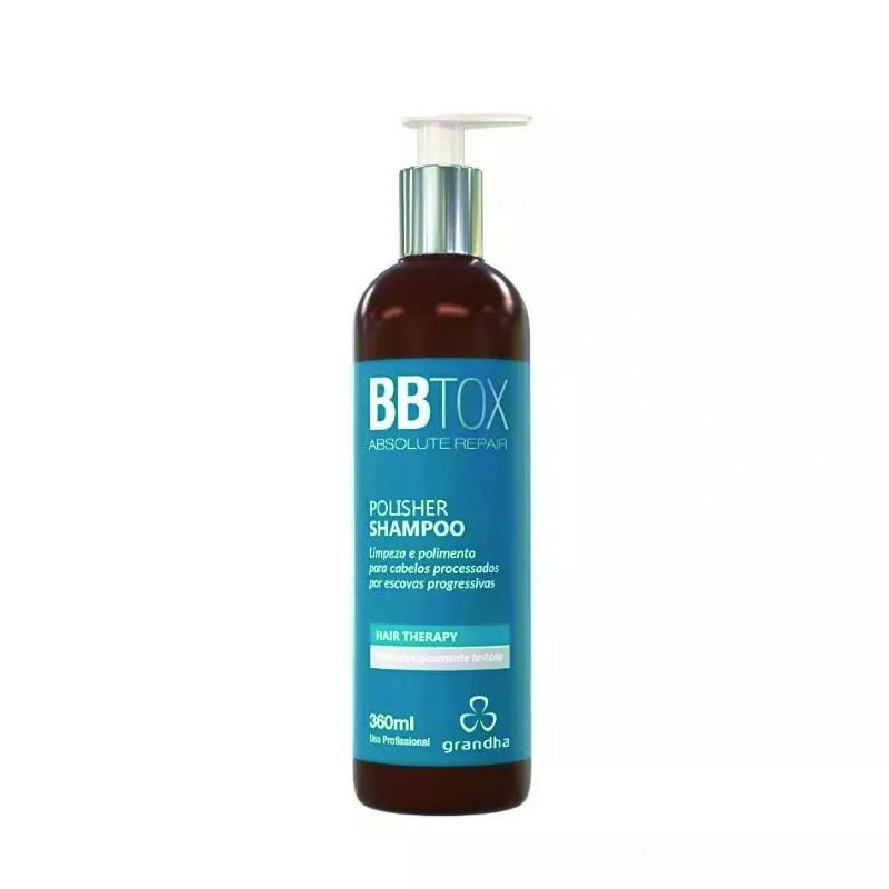 Grandha Hair Therapy BBTOX - Polisher Shampoo 360ml