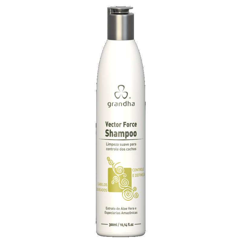 Grandha Shampoo Curl & Wave Vector Force 300ml