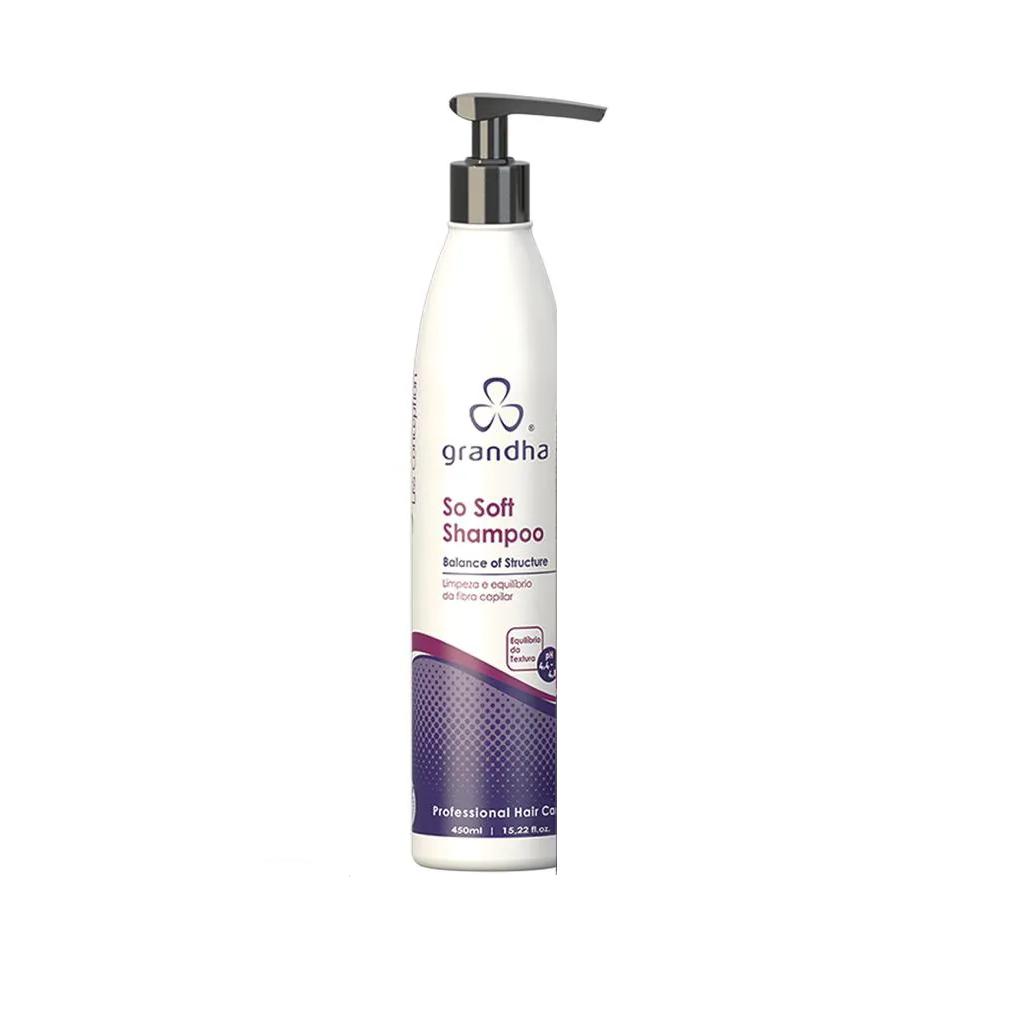 Grandha Shampoo Tioglicolato de Amp - So Soft 450ml