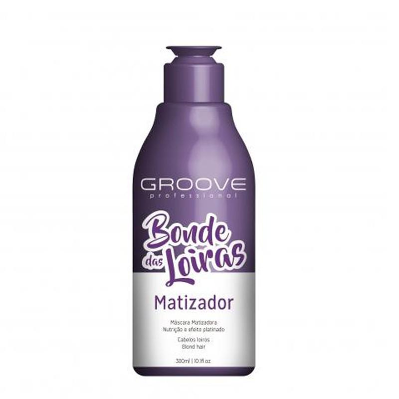 Groove Professional Bonde das Loiras - Máscara Matizadora 300ml