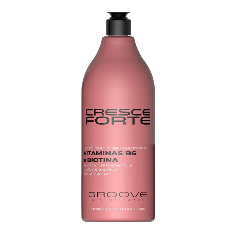 Groove Professional Cresce Forte - Condicionador de Crescimento 1L