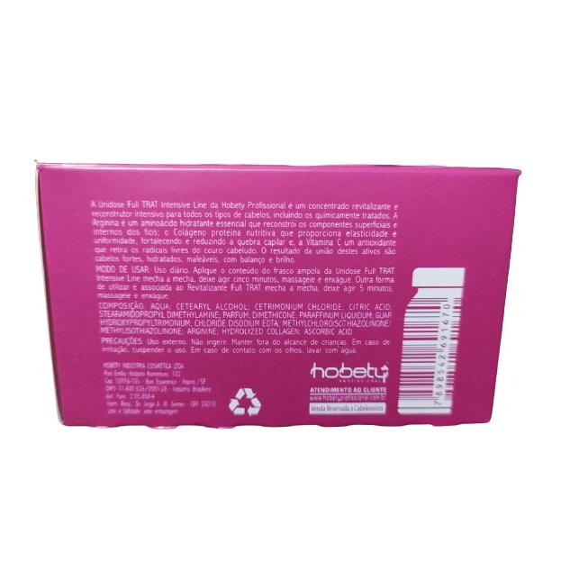 Hobety Ampola Unidose Full Trat 16x15ml