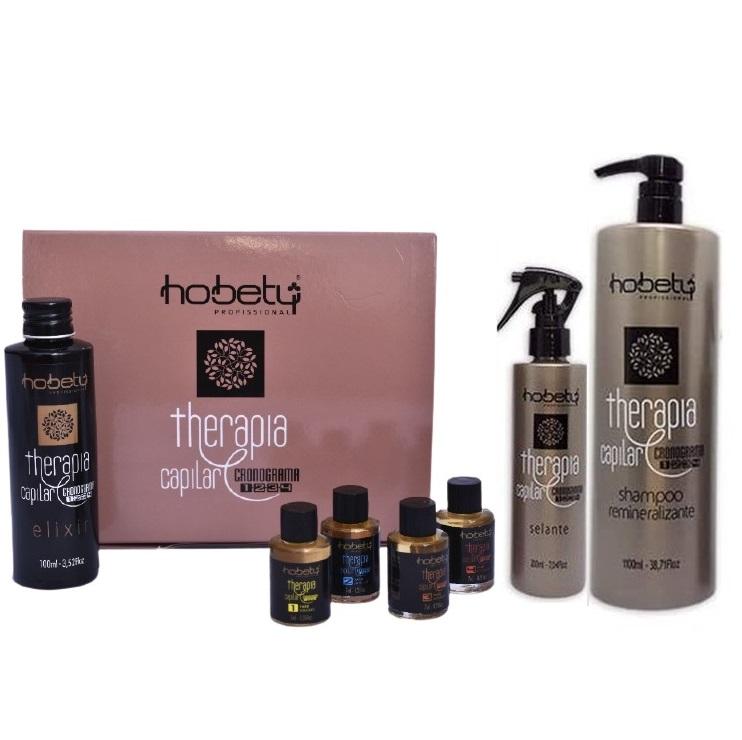 Hobety Kit Therapia Capilar