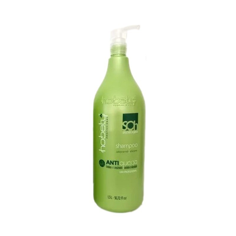 Hobety Shampoo Tratamento Anti Queda Jaborandi 1500ml