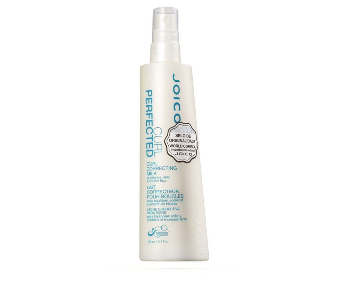 Joico Curl Perfected Correcting Milk Spray Leave-in 150ml - RF
