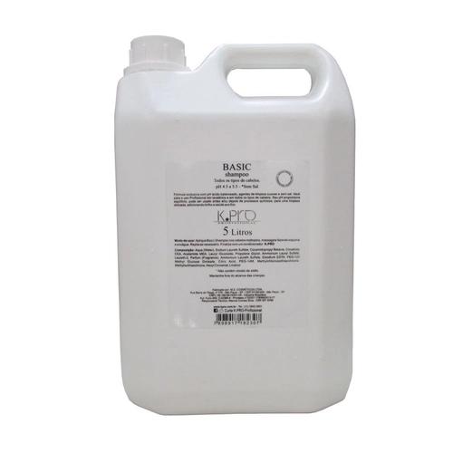 K Pro Basic Shampoo 5L