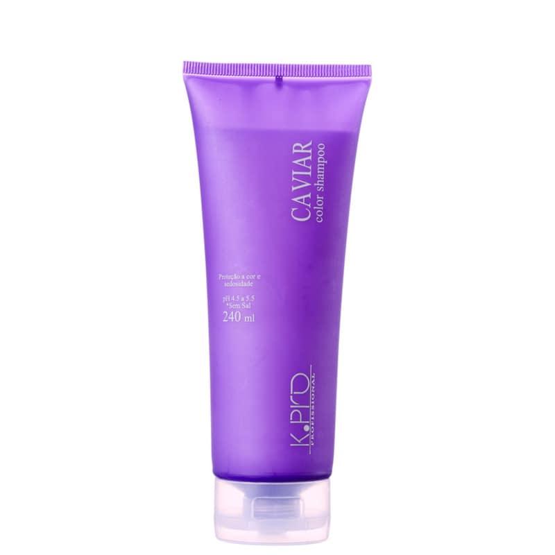 K Pro Caviar Color Shampoo 240 ml - R