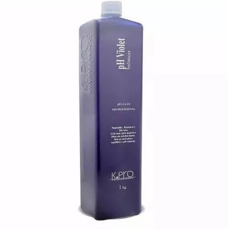 K Pro pH Balancer Silver Violet 1kg - R