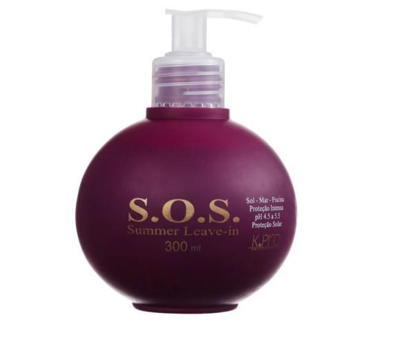 K Pro SOS Summer Condicionador Leave-in 300ml - R