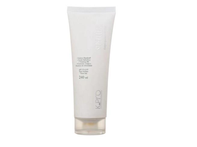 K Pro Super Clear Shampoo Anti Caspa 240ml - R