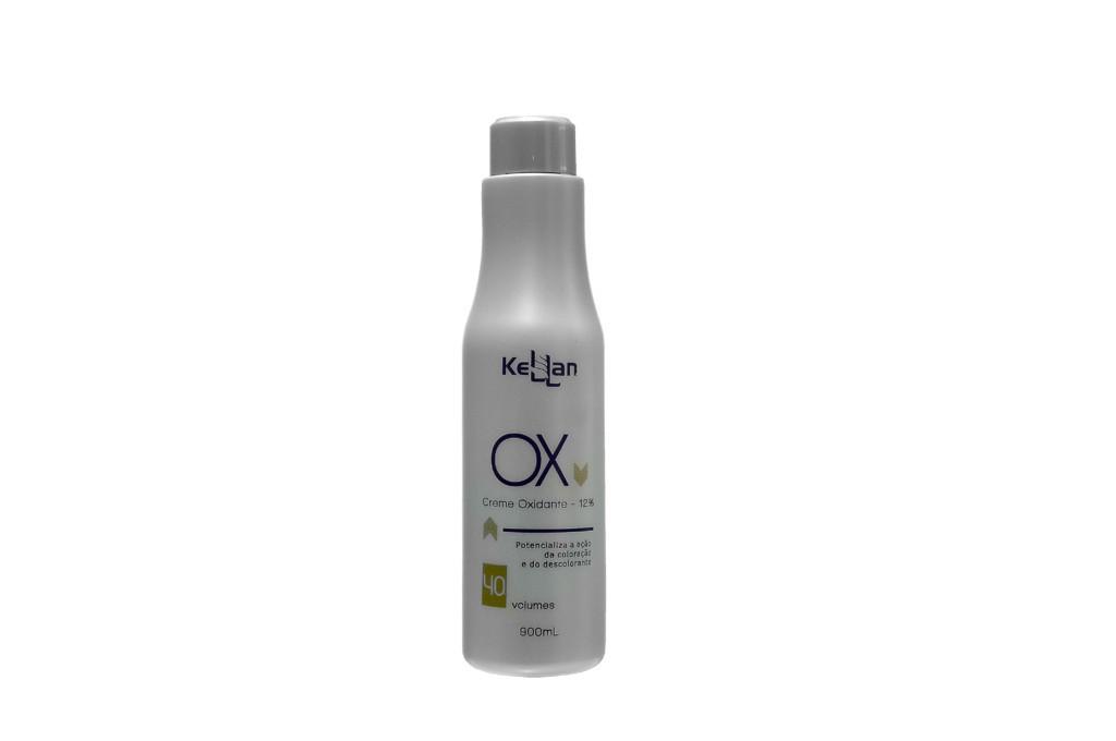 Kellan Creme Oxidante Ox 40 volume 900ml - Água Oxigenada
