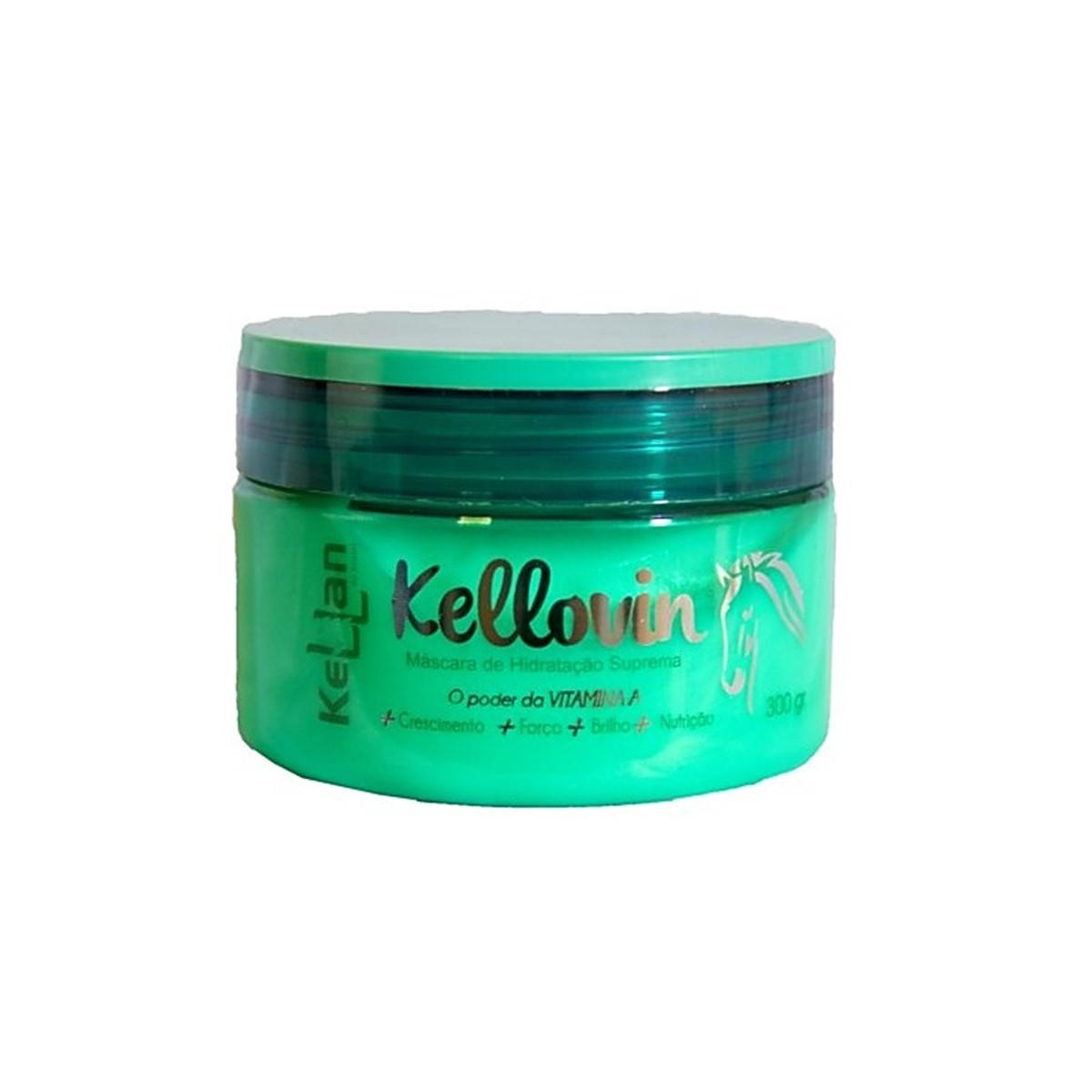 Kellan Kellovin Máscara de Crescimento Capilar 300g