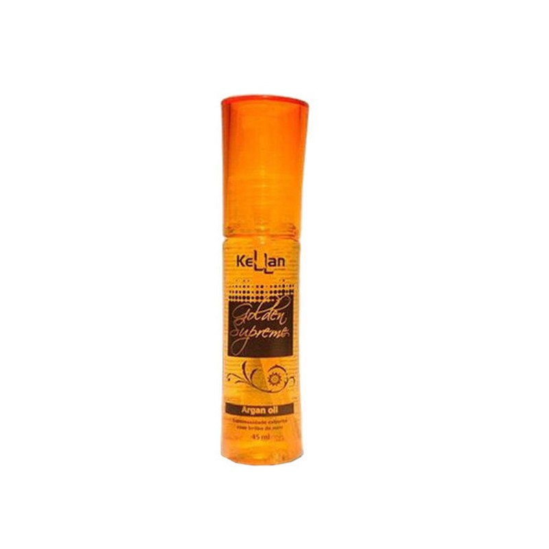 Kellan Óleo de Argan Capilar Golden Supreme 45ml