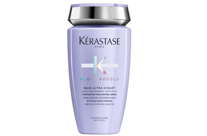 Kérastase Blond Absolu Bain Ultra-Violet - Shampoo Desamarelador 250ml