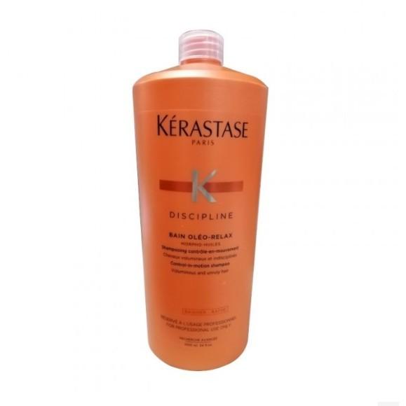 Kérastase Discipline Bain Oléo-Relax Shampoo 1L