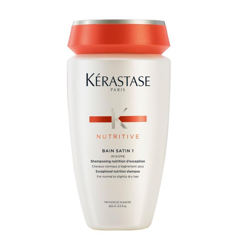 Kérastase Nutritive Bain Satin 1 - Shampoo cabelos normais 250ml - CA