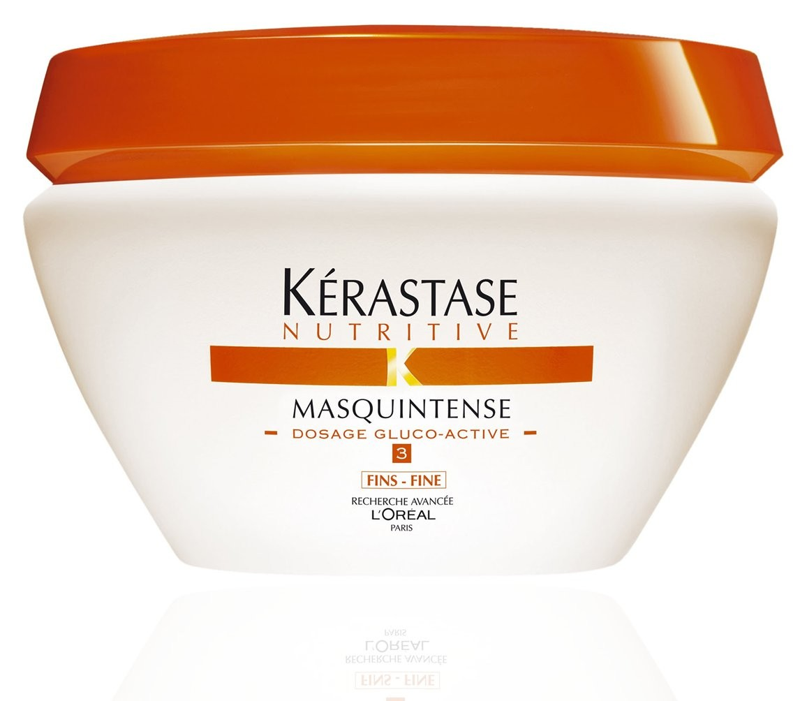Kérastase Nutritive Masquintense Cabelos Finos - Máscara de Nutrição 200ml - CA
