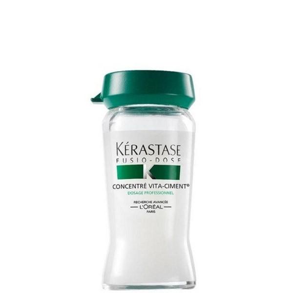 Kérastase Resistance Ampola Resist Fusio Dose 12 ml - CA