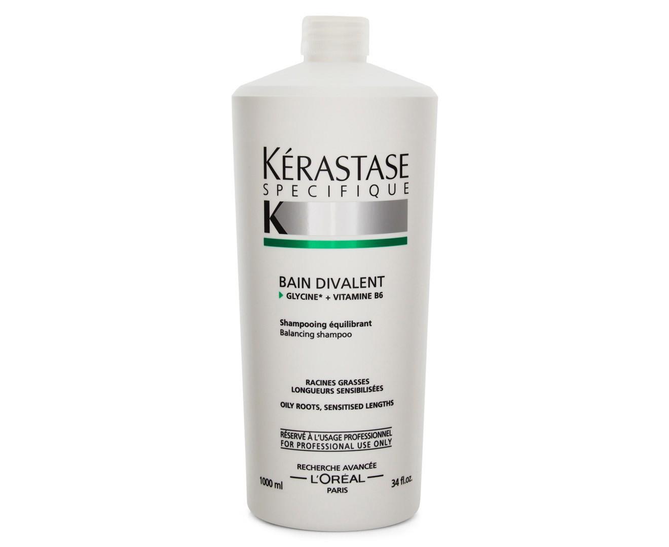 Kérastase Specifique Bain Divalent Shampoo - 1L - CA