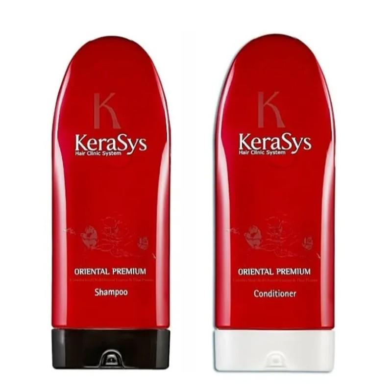 Kerasys Shampoo + Condicionador Kerasys Oriental Premium 200