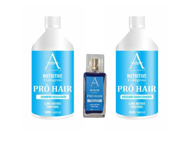 Kit nutritive pró hair - alkimia cosmetics