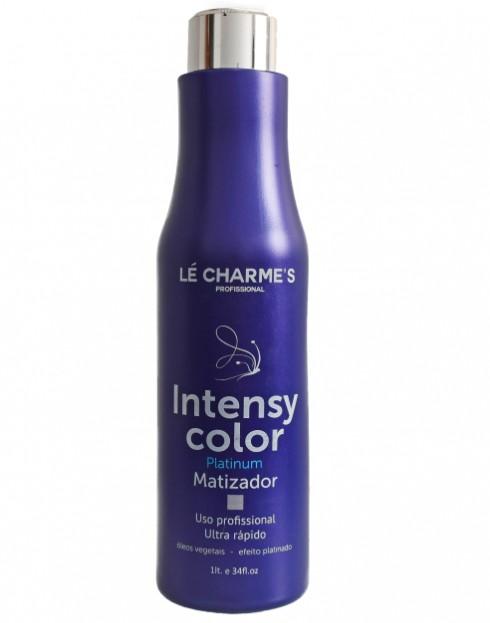 Lé Charmes Intensy Color Máscara Matizadora Efeito Platinado 1L - R