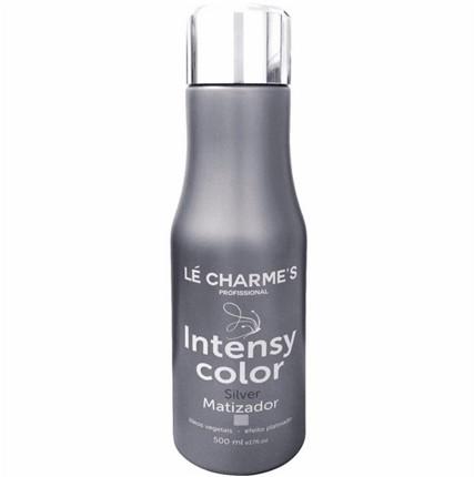 Lé Charmes Intensy Color Máscara Matizadora Efeito Prata 500ml - R