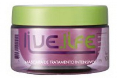 Live Life For You Máscara de Tratamento Intensivo - 220gr