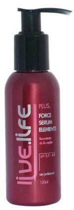 Live Life Plus Force Sérum Elements 120ml