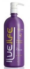 Live Life Power System Intenive Repair Shampoo Hidratante 1L