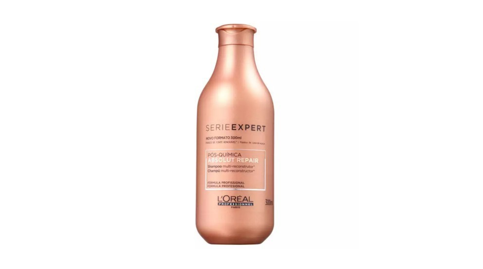 Loreal Professionnel Absolut Repair Pós Química - Shampoo 300ml - CA