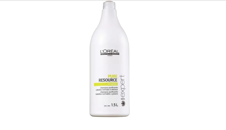 Loreal Professionnel Expert Scalp Pure Resource Citramine - Shampoo 500ml - CA