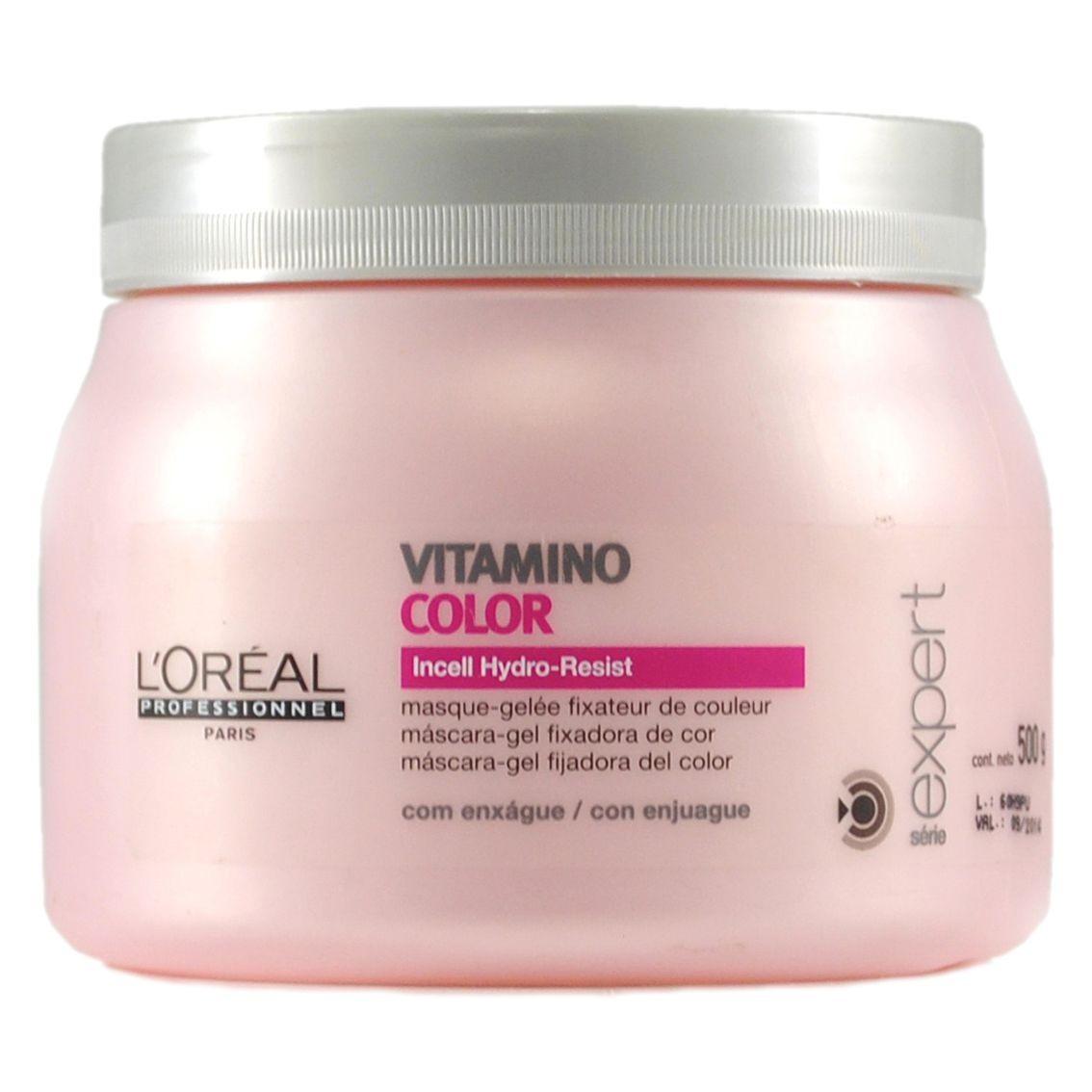 Loreal Professionnel Expert Vitamino Color A.OX - Máscara Capilar 500ml - CA