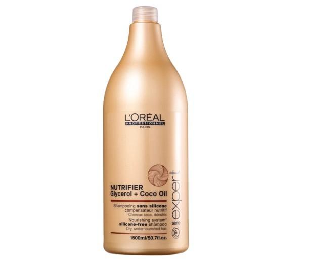 Loreal Professionnel Nutrifier - Shampoo 1,5L - CA