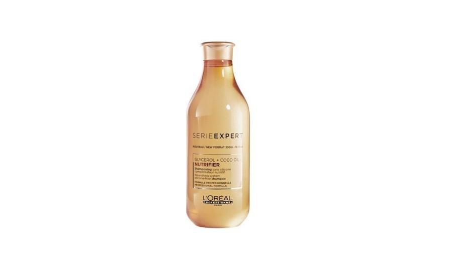 Loreal Professionnel Serie Expert Nutrifier - Shampoo 300ml - CA