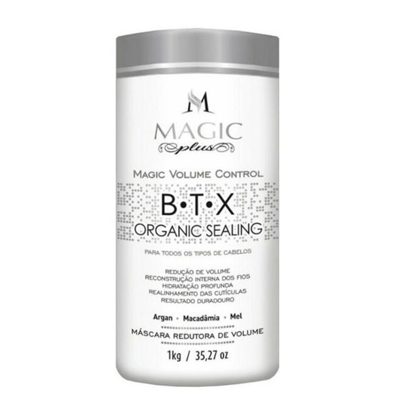 Magic Plus BTX Organic Sealing - Volume Control 1kg